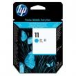 HP C4811A tintapatron, Designjet 500/800, Business Inkjet 1000 sorozat, kék fej, Nr. 11