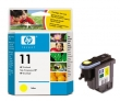 HP C4813A tintapatron, Designjet 500/800, Business Inkjet 1000 sorozat, sárga fej, Nr. 11