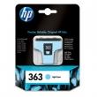 HP C8774EE tintapatron, Photosmart 3210/3310/D7460, világoskék, 5,5ml, Nr. 363