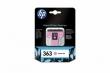 HP C8775EE tintapatron, Photosmart 3210/3310/D7460, világos vörös, 5,5ml, Nr. 363