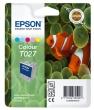 EPSON T02740110 tintapatron, St. Photo 820, St. Color 925, színes, 46ml