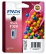 EPSON T02840110  tintapatron, St. C60, fekete, 17ml