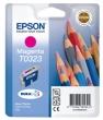 EPSON T03234010 tintapatron, St. C70/C80, vörös, 16ml