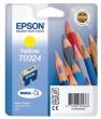 EPSON T03244010 tintapatron, St. C70/C80, sárga, 16ml