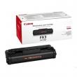 CANON FX-3 lézertoner, fax L200/220/240, fekete, 2,7K