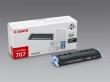 CANON CRG-707B lézertoner, i-SENSYS LBP 5000/5100 nyomtatókhoz, fekete, 2,5K