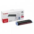 CANON CRG-707M lézertoner, i-SENSYS LBP 5000/5100 nyomtatókhoz, vörös, 2,5K