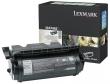 LEXMARK 12A7462 lézertoner, Optra T630/632/634 nyomtatókhoz, fekete, 21K