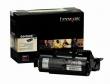 LEXMARK 64416XE lézertoner, Optra T644 nyomtatókhoz, fekete, 32K