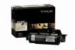 LEXMARK 64016HE lézertoner, Optra T640/642/644 nyomtatókhoz, fekete, 21K