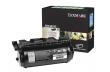 LEXMARK 644A11E lézertoner, Optra X642e/644/646 nyomtatókhoz, fekete, 10K