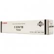 CANON C-EXV18/GPR-22 fénymásolótoner, IR 1018, fekete, 8,4K