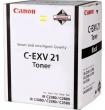 CANON C-EXV21B fénymásolótoner, IRC 2880/3380, fekete, 26K