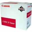 CANON C-EXV21M fénymásolótoner, IRC 2880/3380, vörös, 14K