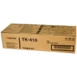 KYOCERA-MITA TK-410 fénymásolótoner, KM 1620/1650/2020/2050, fekete, 15K