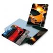 PIGNA gumis mappa, A4, 12 mm, karton, Lamborghini