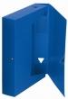 VIQUEL archiváló doboz, A4, 60 mm, PP, ClassDoc, kék