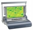 FELLOWES spirálozógép, 130 lap, fém spirálkötéshez, manuális, Quasar Wire