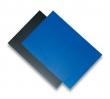 FELLOWES hátlap spirálozáshoz, A4, 280 g, PP, matt, fekete