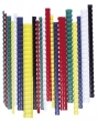 FELLOWES spirál, 19 mm, műanyag, 121-150 laphoz, fehér