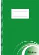 VICTORIA spirálfüzet, A4, 70 lapos, sima