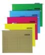 DONAU függőmappa, A4, karton, zöld