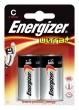 ENERGIZER elem, LR14/C, alkáli, baby, Ultra+
