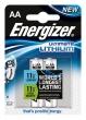 ENERGIZER elem, LR6/AA, alkáli, mikro ceruza, Ultimate Lithium
