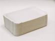 PROPACK papírtálca, 10x16 cm, szögletes