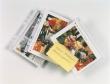 ESSELTE genotherm, lefűzhető, A5, 55 mikron, narancsos