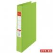 ESSELTE gyűrűskönyv, A4, 40 mm, 4 gyűrűs, Standard, zöld E14461