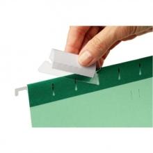 ESSELTE függőmappa címketartó+cserecímke E94514