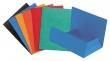 EXACOMPTA okmánytartó, A4, prespán, 400 g, kék