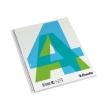 ESSELTE spirálfüzet, A4, 70 lapos, lefűzhető, 4 lyukú, vonalas