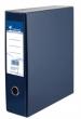 tokos iratrendező, A4, 75 mm, karton, kék