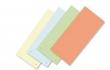 VICTORIA elválasztó csík, karton, narancssárga