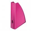 LEITZ iratpapucs, műanyag, 60 mm, Wow, metál rózsaszín
