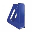 ESSELTE iratpapucs, műanyag, 68 mm, Europost, kék