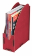 FELLOWES iratpapucs, karton, Earth Series™, piros