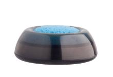 ICO ujjnedvesítő szivacstál, Lux, füstszínű