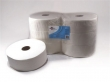 BOKK toalettpapír, 2 rétegű, 26 cm átmérő, nagytekercses, optimum, fehér
