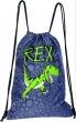 PULSE tornazsák, Kids Rex, szürke-kék