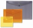 REXEL irattartó tasak, A5 (240x180 mm), PP, patentos, vegyes szín