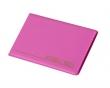 PANTA PLAST névjegytartó, 24 db-os, pasztell rózsaszín