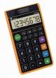 VICTORIA zsebszámológép, 8 digit, GVZ-62N, környezetbarát, narancs