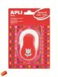 APLI mintalyukasztó, tulipán, Creative, piros