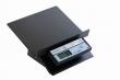 ALBA levélmérleg, elektronikus, 5 kg terhelhetőség, fekete