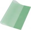 PANTA PLAST füzetborító, A4, narancsos, PP, 80 mikron, zöld