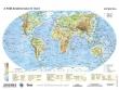 STIEFEL tanulói munkalap, A4, Föld domborzata/ A Föld országai