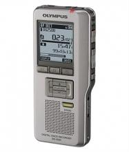 OLYMPUS diktafon, digitális, 2 GB, hangrögzítő rendszer, memóriakártya, tok, DS-2500